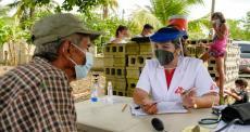 Respondendo a emergências dentro de emergências em Honduras