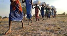 Riang, Sudão do Sul: equipe de emergência de MSF atende necessidades de saúde