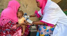 Surto de sarampo atinge o Níger, na África