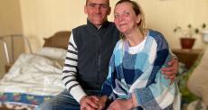 """""""Quero contar minha história porque estou vivo"""": encontrando o amor e outras curas na Ucrânia"""