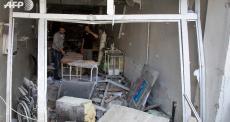 Síria: MSF pede que governo sírio e seus aliados parem com os bombardeios indiscriminados em Aleppo