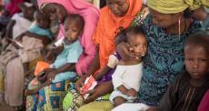 """""""Eu podia ver a alegria em seus rostos"""": cuidados que salvam vidas no Norte da Nigéria"""