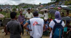 Total de profissionais atuando na região de Cox´s Bazar passa de 200 para 1 mil