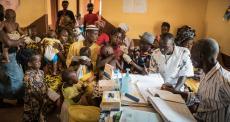 Mães que vivem com HIV em Serra Leoa – Parte 1