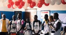 Libéria: oferecendo cuidados psiquiátricos perto de casa