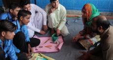 Paquistão: promotor de saúde relata como MSF combate a hepatite C na Colônia Machar