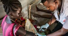 MSF é obrigada a suspender maioria das atividades na Etiópia