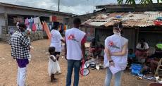MSF retoma atendimentos regulares de saúde mental na Libéria