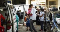 Um mês após a explosão em Beirute, MSF atua diretamente com as comunidades
