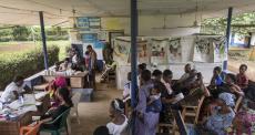Dezenas de milhares de camaroneses buscam refúgio no sul da Nigéria