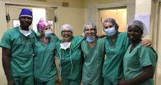 Marcella Israel conta seu trabalho em uma maternidade de MSF na Nigéria