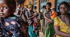 RDC: oferta de ajuda é urgentemente necessária em zonas rurais de Kasai
