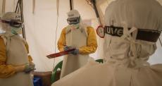 """""""Ebola é sobre seres humanos e confiança"""""""