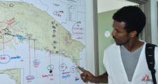 Papua-Nova Guiné: aumentando o acesso ao tratamento de tuberculose