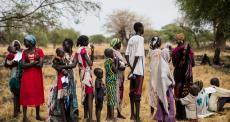 """Sudão do Sul: """"Espero que algum dia tenhamos paz"""""""
