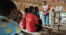 Sudão do Sul: entregando tratamento contra o HIV em áreas de conflito