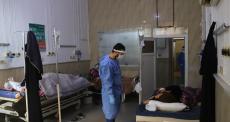 Síria: O número de pacientes aumenta em um centro de tratamento COVID-19 apoiado por MSF