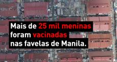 Vacinando meninas contra HPV nas Filipinas | MSF