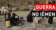 Iêmen: 3 perguntas em 3 minutos