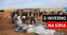 MSF atua nos campos de deslocados internos