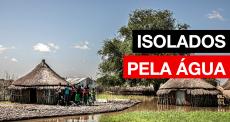 Efeitos das inundações no Sudão do Sul