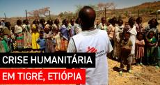 Etiópia: a população rural de Tigré sofre com o impacto da crise e da negligência humanitária