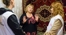 """Ucrânia: """"Falem sobre o que acontece aqui"""""""