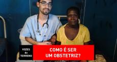 Como é ser um obstetriz?