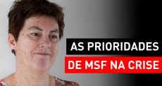 Covid-19 - Entrevista com a diretora médica de MSF