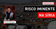 Síria: o impacto que a COVID-19 pode ter em Idlib