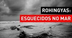 Bangladesh | Resgate de rohingyas no mar