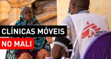 Atuação de MSF no Mali Central