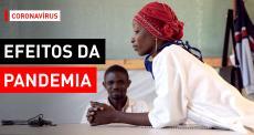 Efeitos da COVID-19 na República Centro-Africana