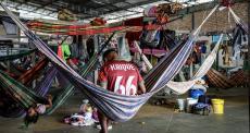 A luta de migrantes e solicitantes de asilo venezuelanos no norte do Brasil