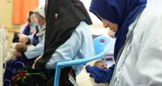 Gravidez e parto seguros no Afeganistão