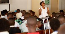 Burundi: em Bujumbura, as vítimas de acidentes recebem atendimento gratuito