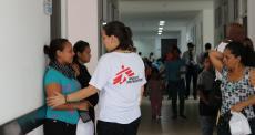 Colômbia: atendimento médico para migrantes venezuelanos