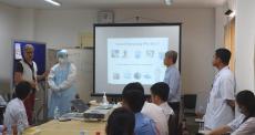 Como MSF está se preparando para o COVID-19 no sudeste asiático?