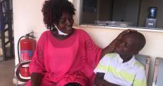 O extraordinário final feliz de Paul, um jovem paciente diagnosticado com malária na Libéria