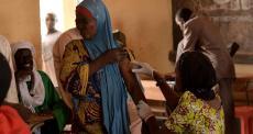 """""""Devemos aproveitar todas as oportunidades para oferecer vacinas contra doenças mortais"""""""