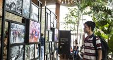 Exposição fotográfica Conexões no Rio de Janeiro