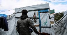 França: em Calais, nenhum descanso para os refugiados