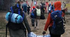 """França: no acampamento """"Selva"""", em Calais, crianças desacompanhadas são vítimas de decisões sumárias"""