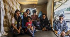 Uma política desastrosa: pessoas vulneráveis presas nas ilhas gregas