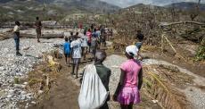 Haiti: equipes encontram necessidade de água limpa e cuidados médicos conforme chegam a regiões afetadas pelo furacão