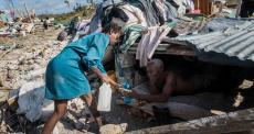 Haiti: respondendo à cólera e a outras necessidades médicas