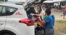 Honduras: MSF apoia comunidades afetadas pelo furacão Eta