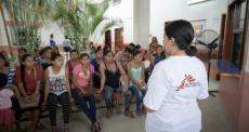 """Honduras: """"Passamos de sete a trinta partos por mês"""""""