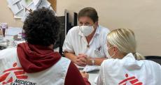 MSF apoia resposta à COVID-19 em casas de repouso na República Tcheca
