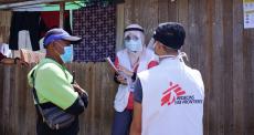 COVID-19 e constante incerteza assombram comunidades deslocadas nas Filipinas